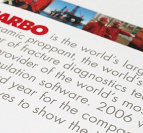 Carbo Annual Report 2006