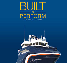 GulfMark Annual Report 2010
