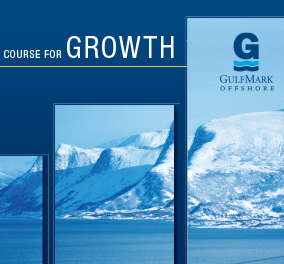 GulfMark Annual Report 2011
