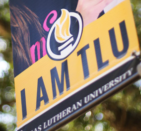 TLU Campus Banners